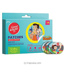 Goodknight Kids Mosquito Patches By Godrej at Kapruka Online for specialGifts
