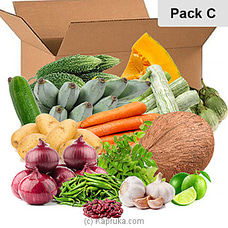 Vegetable Essentials - Pack C By Kapruka Agri at Kapruka Online for specialGifts