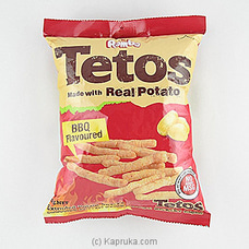 TETOS Savoury BBQ 20g By Ceylon Biscuits Limited at Kapruka Online for specialGifts