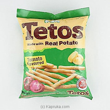 TETOS Savory Tomato 20g    By Ceylon Biscuits Limited at Kapruka Online for specialGifts