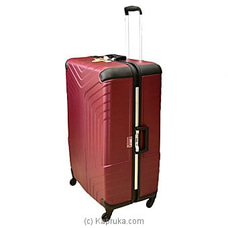 P.G Martin President Luggage -  Red Rose By P.G MARTIN at Kapruka Online for specialGifts