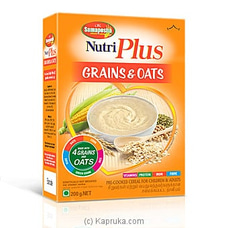 Nutriplus Grain And Oats 200g at Kapruka Online