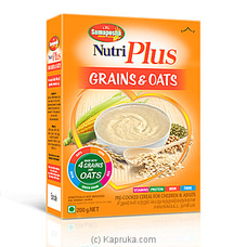 Nutriplus Grain And Oats 200g By Ceylon Biscuits Limited at Kapruka Online for specialGifts