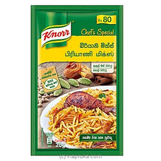 Knorr Biriyani Mix 20g at Kapruka Online