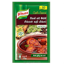 Knorr Chicken Curry Mix 15g at Kapruka Online