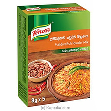 Knorr Maldive Fish Powder Mix 40g By Knorr at Kapruka Online for specialGifts