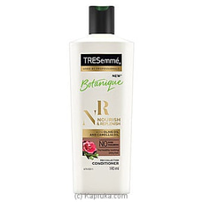 TREsemme Botanique Nourish And Replenishment Conditioner 190ml at Kapruka Online