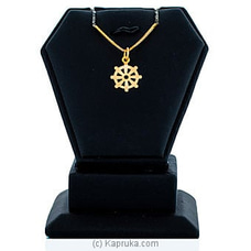Swarnamahal Pendant In 22KT Yellow Gold Studded - PE0001229 By Swarna Mahal at Kapruka Online for specialGifts