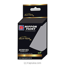 NAX Glitterx Micro Fibre Cloth By Nippon Paint at Kapruka Online for specialGifts
