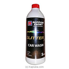 NAX Glitterx Car Wash 1L By Nippon Paint at Kapruka Online for specialGifts