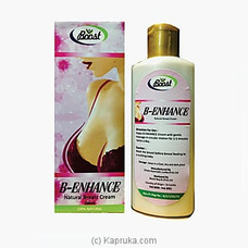 B-Enhance Natural Breast Cream -100ml By Boost at Kapruka Online for specialGifts