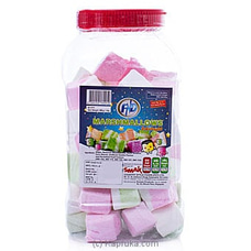FND Marshmallows Bottle - 60 Pieces By Smak at Kapruka Online forspecialGifts