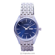 Citizen Gent`s Silver Watch By Citizen at Kapruka Online forspecialGifts