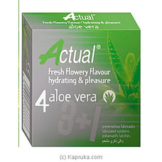 Actual 4U Aloe Vera -(VID18) By Actual at Kapruka Online for specialGifts