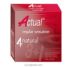 Actual 4U Natural -(VID18) By Actual at Kapruka Online for specialGifts