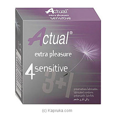Actual 4U Sensitive -(VID18) By Actual at Kapruka Online for specialGifts