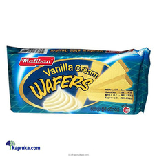 Maliban Cream Wafers-Vannilla -225g By Maliban at Kapruka Online for specialGifts