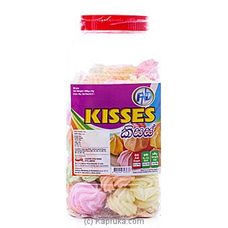 FND Kisses 50 Pieces Bottle at Kapruka Online