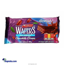 Maliban Cream Wafers Chocolate 225g By Maliban at Kapruka Online for specialGifts