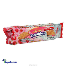 Maliban The Double Cream Layer Biscuit - Strawberry & Vannila -100g By Maliban at Kapruka Online for specialGifts