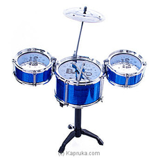 Kid`s Drum Set By Brightmind at Kapruka Online for specialGifts
