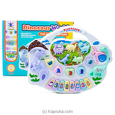 Dinosaur World Musical Piano By Brightmind at Kapruka Online forspecialGifts