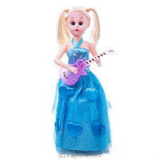 Fashionable Guitar Girl By Brightmind at Kapruka Online for specialGifts