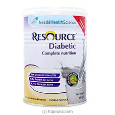Resource Diabetic at Kapruka Online