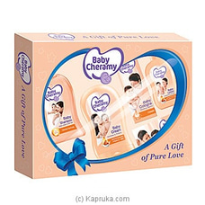 Baby Cheramy Gift Pack - Blue By Baby Cheramy at Kapruka Online for specialGifts