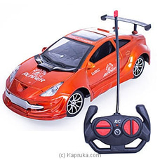 Radio Controlled Racer Car By NA at Kapruka Online for specialGifts