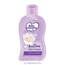 Baby Cheramy Bedtime Calming Cologne 100ml By Baby Cheramy at Kapruka Online for specialGifts