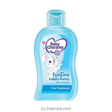 Baby Cheramy Funtime Cologne Cuddly Bunny 100ml By Baby Cheramy at Kapruka Online for specialGifts