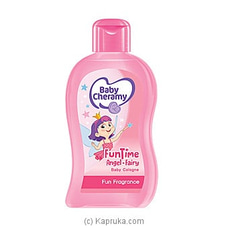 Baby Cheramy Funtime Cologne Angel Fairy 100ml By Baby Cheramy at Kapruka Online for specialGifts
