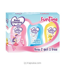 Baby Cheramy Funtime Cologne Gift Set By Baby Cheramy at Kapruka Online for specialGifts
