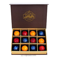 Java Raspberry Milk chocolate Truffle By Java at Kapruka Online for specialGifts