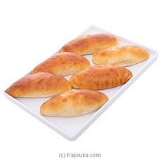 Divine Egg And Seenisambal Bun 6 Piece Pack at Kapruka Online