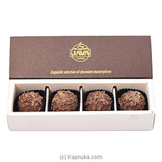 Java Bee Honey Truffle- 4 Piece at Kapruka Online