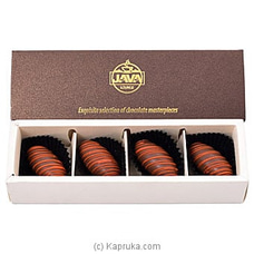 Java Date And Almond Milk Chocolates at Kapruka Online