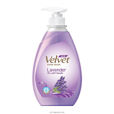 Velvet Hand Wash Lavender 250ml at Kapruka Online