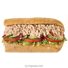6` Tuna Toasted Bread with Cheese Sub By Subway at Kapruka Online for specialGifts