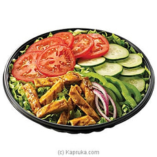 Chicken Teriyaki Salad By Subway at Kapruka Online for specialGifts