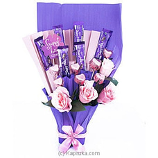 Cadbury Rose By Sweet Buds at Kapruka Online for specialGifts
