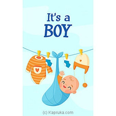 New Born Greeting Card at Kapruka Online