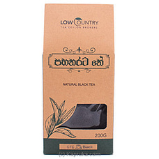 Low Country Natural Black Tea- 200g By Ceylon Tea Brokers at Kapruka Online for specialGifts