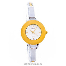 Citizen Ladies Gold And Silver Watch at Kapruka Online