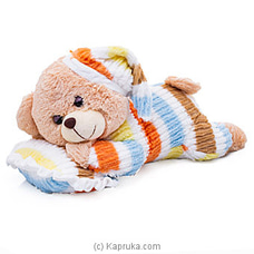 Sleepy Teddy By Huggables at Kapruka Online forspecialGifts