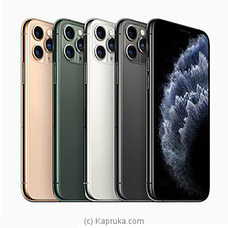Apple iPhone 11 Pro Max  64 GB By Apple at Kapruka Online for specialGifts