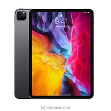 Apple IPad Pro 11-inch 2020 2nd Gen WiFi   Cellular 256GB By Apple at Kapruka Online for specialGifts
