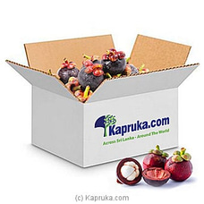 30 Mangosteens Box at Kapruka Online