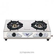 Two Burner Lpg Stove - 2000 By Butterfly at Kapruka Online for specialGifts